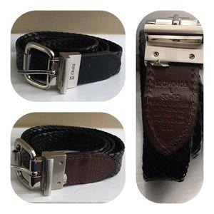 Chaps-Braided Belt